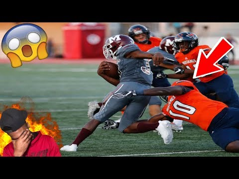 This Dude Right Here s No Mercy To His Opponents  Bryce Robinson Highlights  Reaction