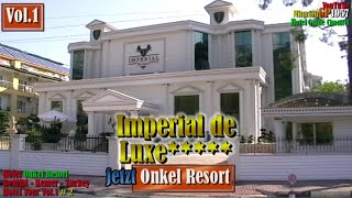 ONKEL RESORT -  Beldibi - Kemer - Türkei / Бельдиби / Кемер / Турция