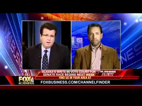 Joe Miller Discusses the Alaska Senate Race with Neil Cavuto