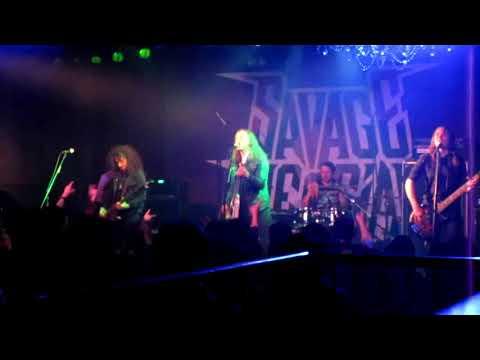 SAVAGE MESSIAH ( live @  Shangri-La Osaka Japan Jan.22, 2018 )