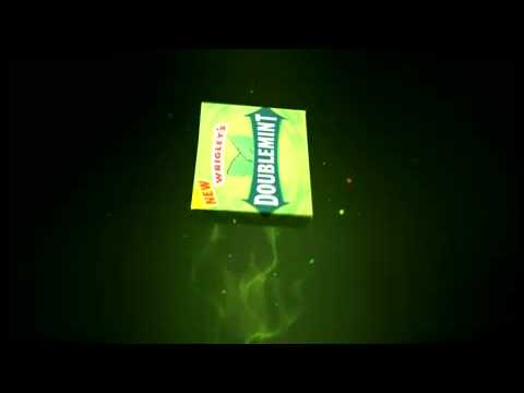Chris Brown Doublemint Commercial