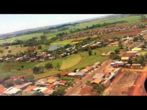 Passeio de helicóptero em Jardim Alegre - Voo panorâmico.mpg
