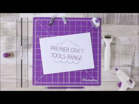 Premier Craft Tools EP1 - Meet The Crafting Family