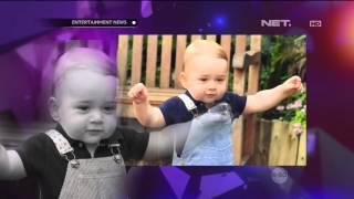 Ulang Tahun Pertama Putri Pertama Pangeran William dan Kate
