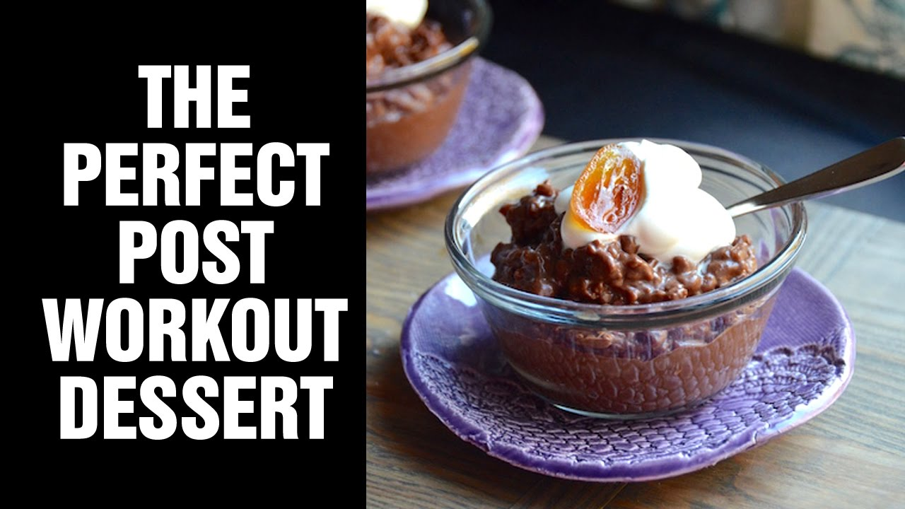 The ultimate post workout meal dessert 3min healthy tasty the ultimate post workout meal dessert 3min healthy tasty meals forumfinder Images