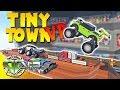 Tiny Town VR : Monster Truck Jam! : VR HTC Vive Gameplay