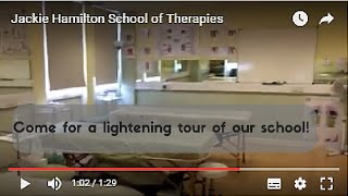 A tour of the school: Jackie Hamilton School in Norwich