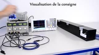 Etude et mesure de la conduction thermique d'une barre métallique