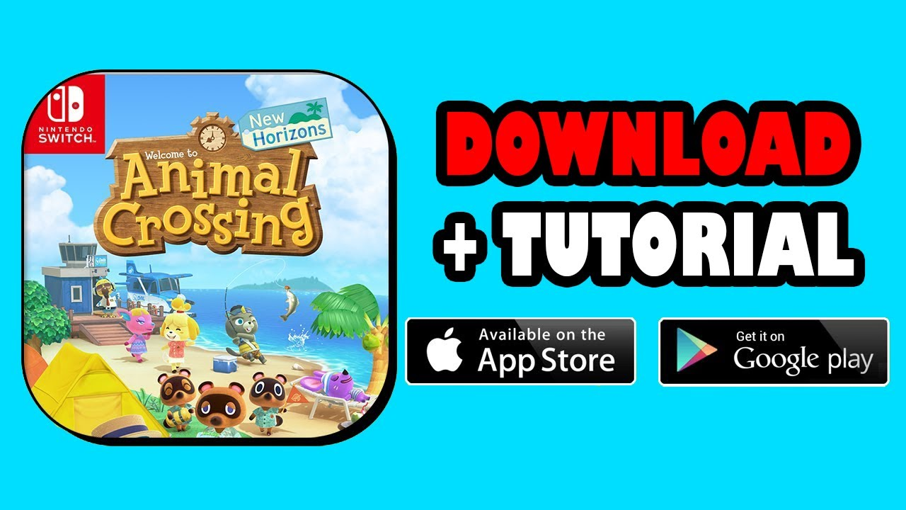 How To Download Animal Crossing New Horizons On Android ...