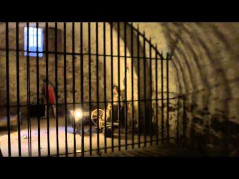 Womans prison in Fort Liberia.