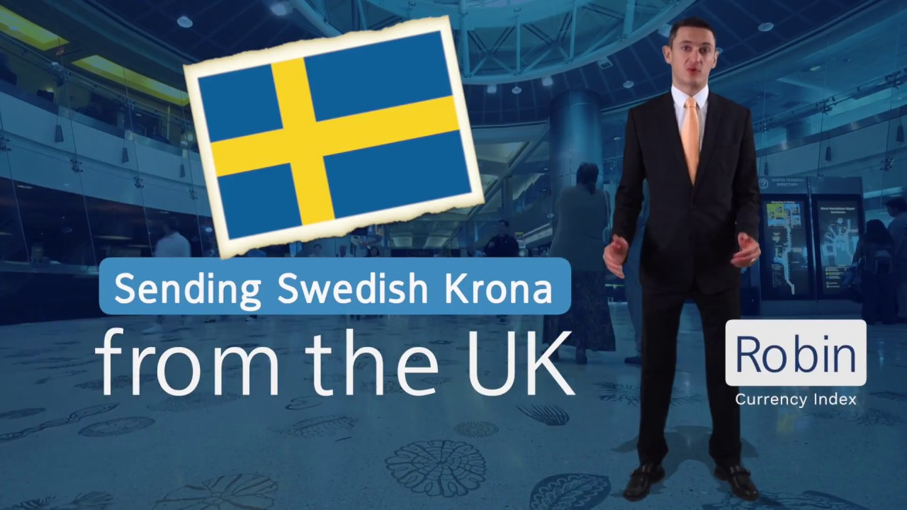 Send Money To Sweden Currency Index