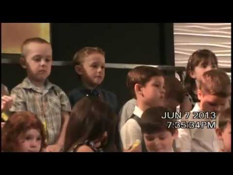 Marlton Christian Academy Pre-school Graduation