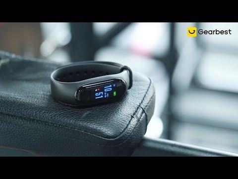 M3C 0.96 inch Smart Bluetooth Bracelet Sports Smartwatch - Gearbest.com