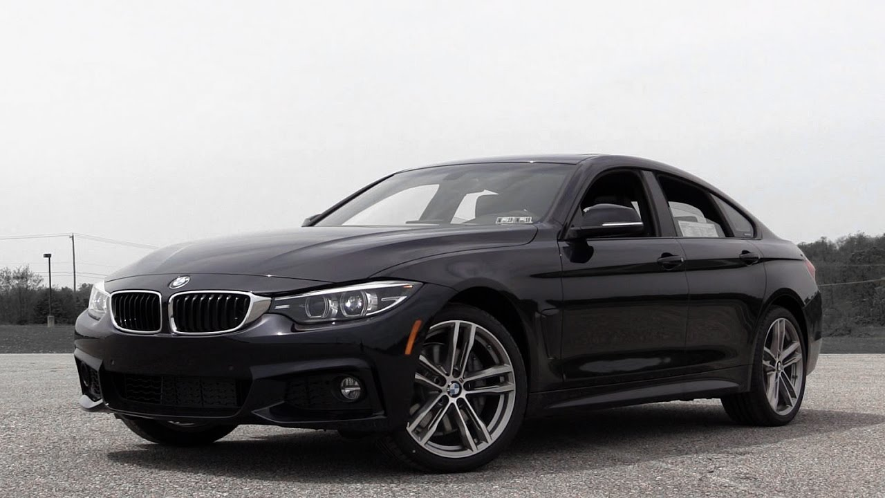 2018 BMW 430i Gran Coupe: Review - YouTube