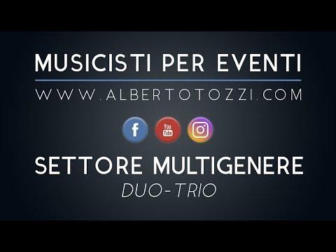 Musica per Matrimonio - Duo/Trio Multigenere (momento con musica d'ascolto)