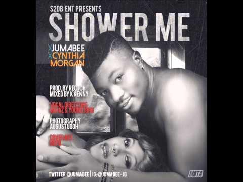 Jumabee - Shower Me ft Cynthia Morgan (Audio)