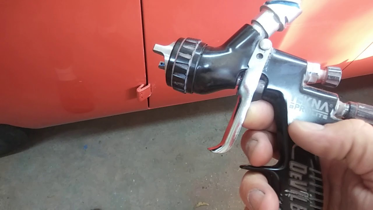 How to spray clear coat without orange peel - How To Spray Clear Coat Without Getting Any Orange Peal Summarization Video