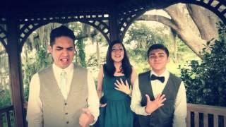 Mi roca - Cristian Sorto, Melany Orellana y Alex Candelaria Video Oficial