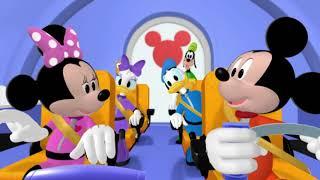 Клуб Микки Мауса - Космические приключения - ТВ-версия |мультфильм Disney