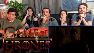 Game of Thrones | Season 8 Episode 4 | The Last of the Starks | Reaction (Part 1)