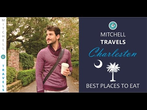 Best Places to Eat in Charleston + Guide