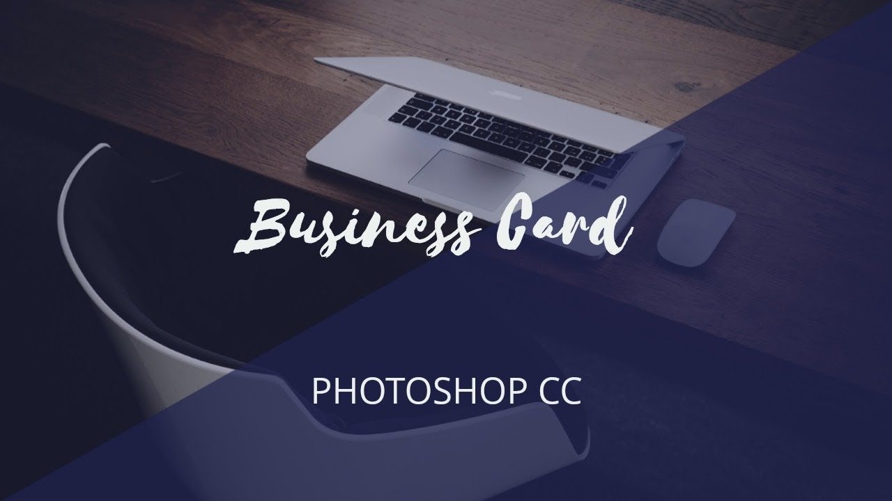 Easy business card in photoshop cc setting up a photoshop document easy business card in photoshop cc setting up a photoshop documenthow to graphics reheart Images
