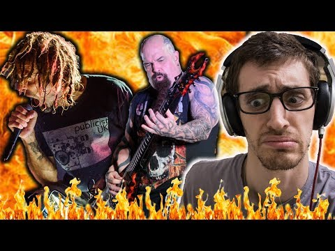 Hip-Hop Head's FIRST TIME Hearing LAMB OF GOD - Walk With Me In Hell REACTION