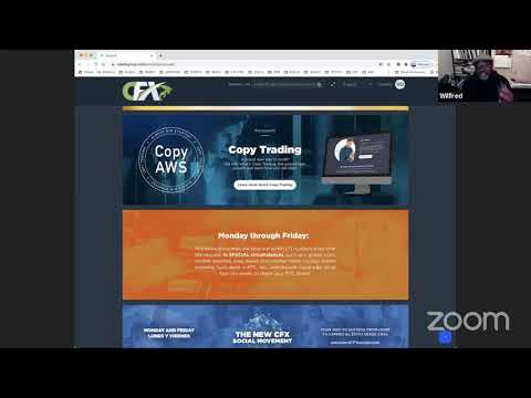 CASH FOREX GROUP – CFX – AUTOMATED TRADING – HANDSFREE