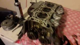 Cadillac CTS Repair After Timing Chain Failure - Day 5