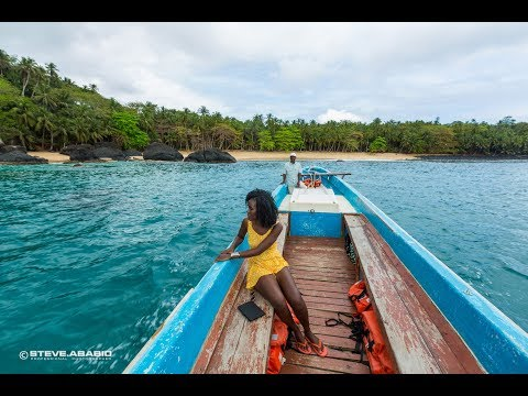 Destination Africa: Sao Tome and Principe