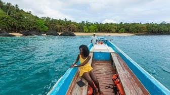 Destination Africa: Sao Tome and Principe
