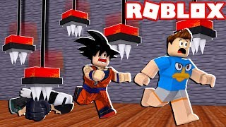 ESCAPE FROM THE MOST IMPOSSIBLE TRAPS OF ROBLOX!
