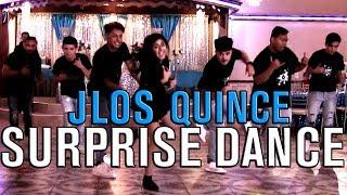 Video Jlos Best Quinceanera Surprise Dance | El Mejor Baile Sorpresa - Vals, Hip Hop, Cumbia, Bachata download MP3, 3GP, MP4, WEBM, AVI, FLV Agustus 2018