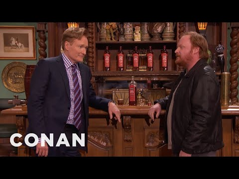 Conan Learns What It Really Means To Be Irish  - CONAN on TBS