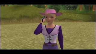 Дом на дереве. Прохождение игры Барби/Barbie Приключения на ранчо