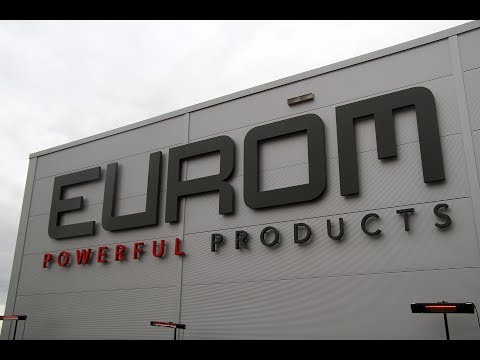 Topgroep Sponsor EUROM Powerful Products
