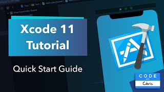Gambar cover Xcode Tutorial for Beginners - (using the new Xcode 11)