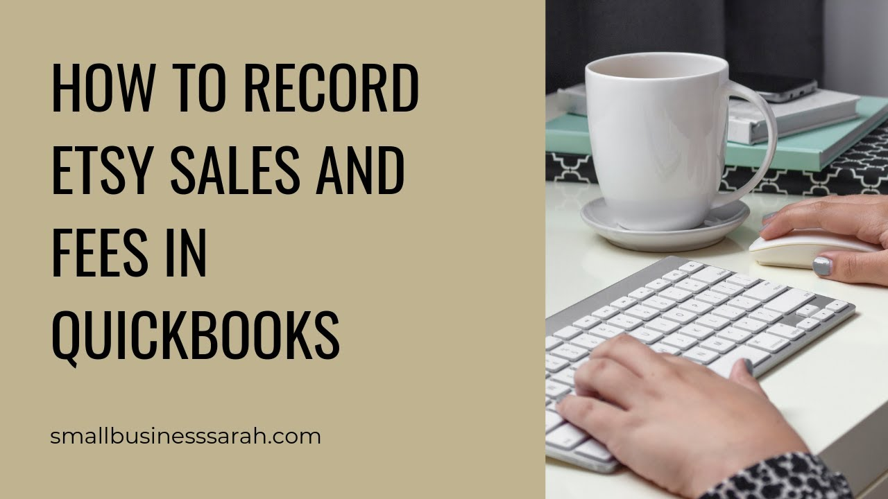 f83217d27b8f3 How to Record Etsy Sales and Fees in QuickBooks - Etsy Bank Method - New  Reports - New Shop Payment
