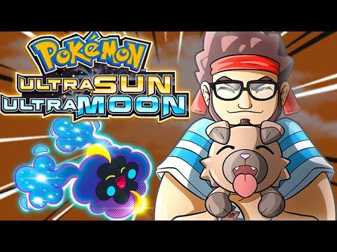 POKEMON ALOLA 😱| Historia Pokémon Ultra Sun e Moon