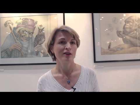 Anna Dudchenko - Artist & Illustrator