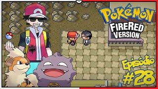 Pokémon Fire Red Let's Play #28: Mansão Pokémon, Que Lugar GIGANTE!