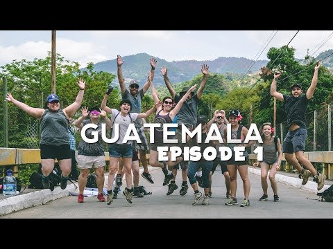 Exploring Antigua, Guatemala | Our First Group Trip EP. 1