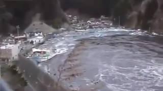 Самое Новое видео цунами в Японии 2016(Самое новешое видео 2016 года., 2016-07-07T06:19:34.000Z)