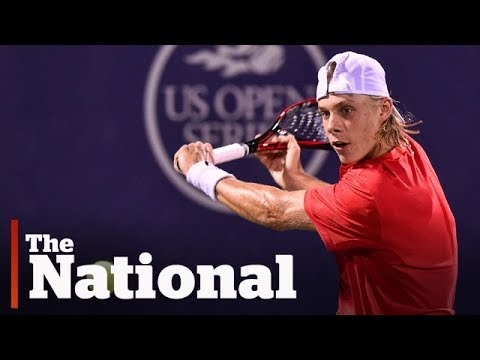 Meet Denis Shapovalov, the Canadian teen and rising tennis star who toppled Rafael Nadal