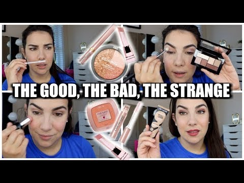 WHATS NEW AT THE DRUGSTORE: Hits & Misses | Summer 2018