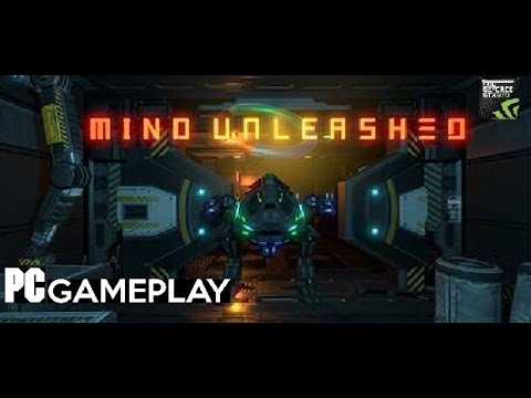 Mind Unleashed PC Gameplay (1080p/60fps). |