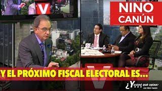 Y EL PRÓXIMO FISCAL ELECTORAL ES....