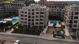 Апарт-отель «Золотые дюны» в Primorsko, the Golden Dunes aparthotel
