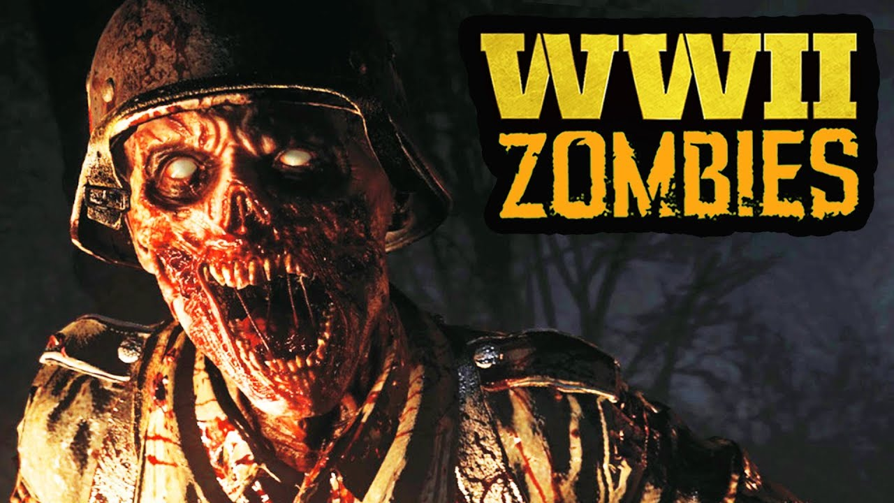 NEW WW2 ZOMBIES SCREENSHOTS & DETAILS: NEW ZOMBIE TYPES & BACKSTORY! (COD WW2 Zombies)