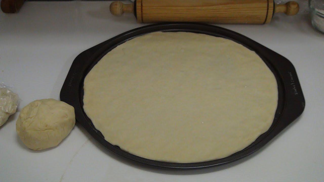 RECETA PARA PREPARAR MASA PARA PIZZA- MASA PIZZA angycrisjavi - YouTube
